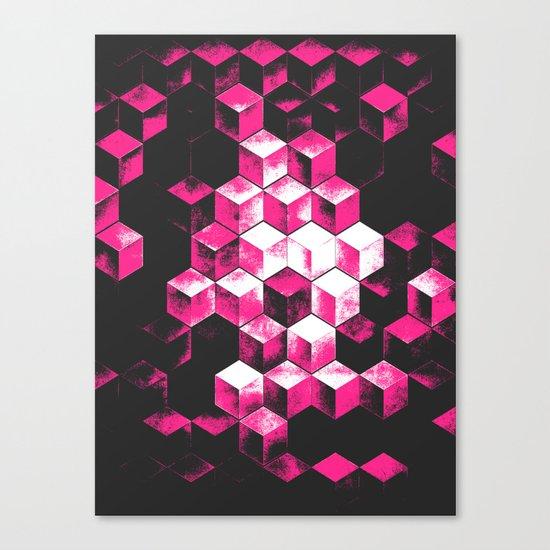 cubx Canvas Print