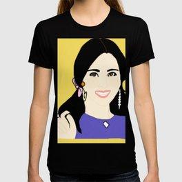 Knock Knock! Mina Yellow T-shirt