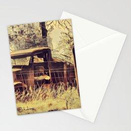 Vintage Truck - Mononoke Stationery Cards