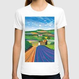 Lavender Farm T-shirt