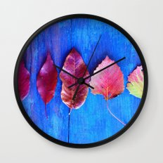 It's a Colorful World Wall Clock