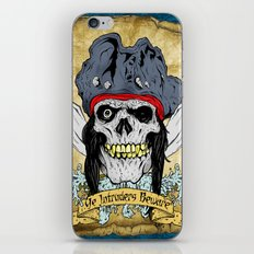 One-Eyed Willy iPhone & iPod Skin