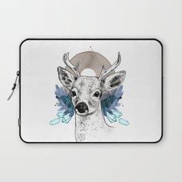 The Deer (Spirit Animal) Laptop Sleeve