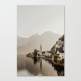 Hallstatt Canvas Print