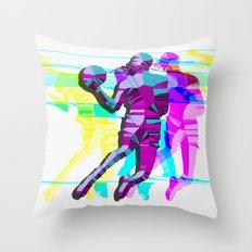 NyQuil Jordan Classic Throw Pillow