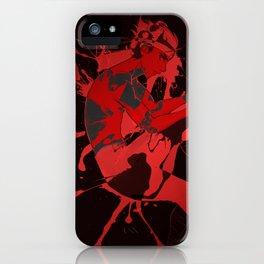 Hiei (Yu Yu Hakusho) iPhone Case