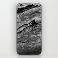 wooden iPhone & iPod Skins featuring Wooden by North to South
