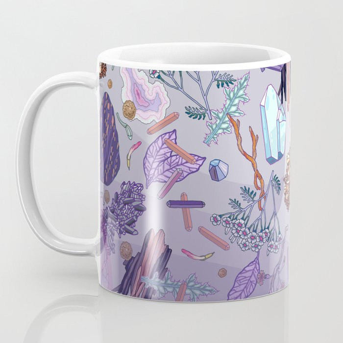 violet mountain dreams Coffee Mug