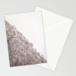 half and half Stationery Cards