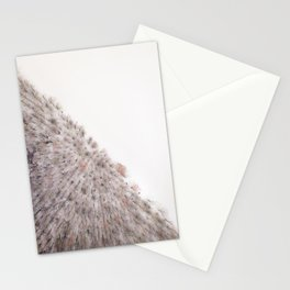half and half Stationery Cards
