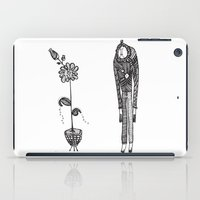 vegetarian iPad Cases featuring Confessions of a vegetarian by Ivana Zdravkovic