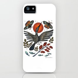The Gift of Reincarnation iPhone Case