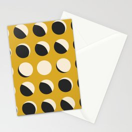 Moon Phased in Honey Stationery Cards