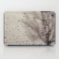 rain iPad Cases featuring Rain  by Laura Ruth