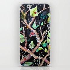 Joy of butterflies iPhone & iPod Skin