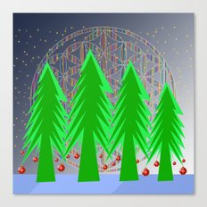 Christmas Dreamer | Christmas Spirit Canvas Print