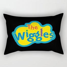 The Wiggles Rectangular Pillow