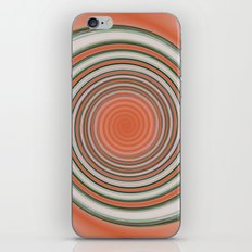 Spiral Abstract iPhone & iPod Skin