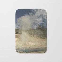 Norris Geyser Basin - Beryl Spring Bath Mat