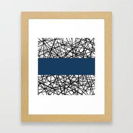 lud Framed Art Print