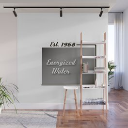Energized Water Wall Mural