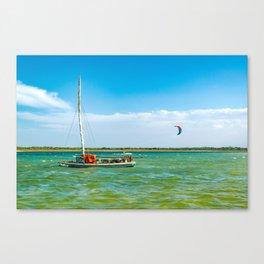 Lagoa do Paraiso Jericoacoara Brazil Canvas Print