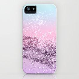 Mermaid Girls Glitter #2 #shiny #pastel #decor #art #society6 iPhone Case