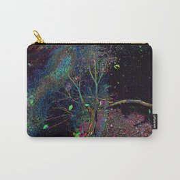 Psychedelic Forest.... Carry-All Pouch