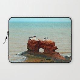 Cape Egmont Sandstone Formation Laptop Sleeve