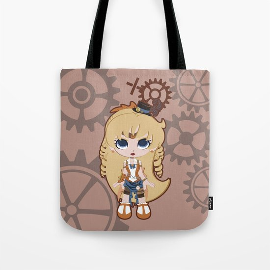 Steampunk Sailor Venus - Sailor Moon Tote Bag