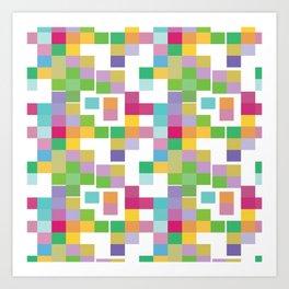 Square_1 Art Print