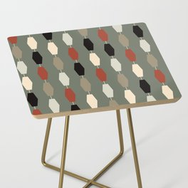 Colima - Gray Side Table