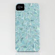 Pastel Diamond iPhone (4, 4s) Slim Case