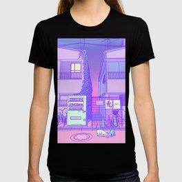 Pastel Tokyo Cats T-shirt