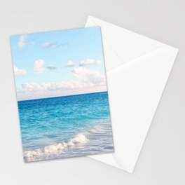 Ocean, Wave & Clouds Stationery Cards
