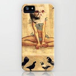 Cat II iPhone Case