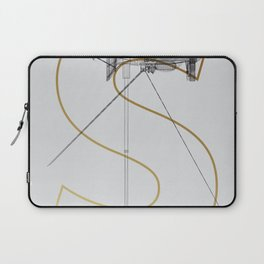 Satellite Cassini S Laptop Sleeve