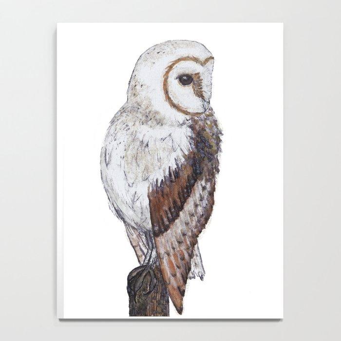 Barn Owl Notebook