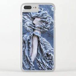 Hither the Wind Clear iPhone Case