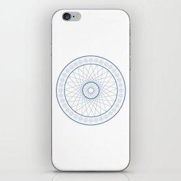 Anime Magic Circle 18 iPhone Skin