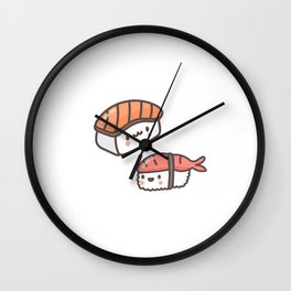 Sushi Bad Funny design for Japan fans Wall Clock