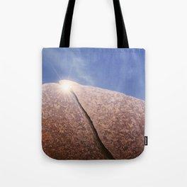 Split Rock. Tote Bag