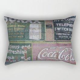 Coca-Cola & Borax Rectangular Pillow