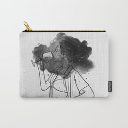 Breathing your soul. Carry-All Pouch