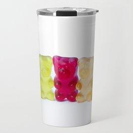 Gummy bears candy Travel Mug
