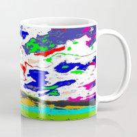 zodiac Mugs featuring Zodiac by lookiz
