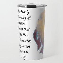 Fan the flames Travel Mug