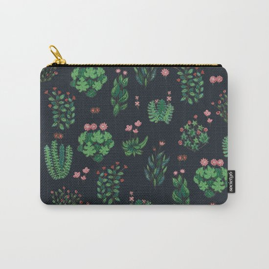 New Nature at Night Carry-All Pouch