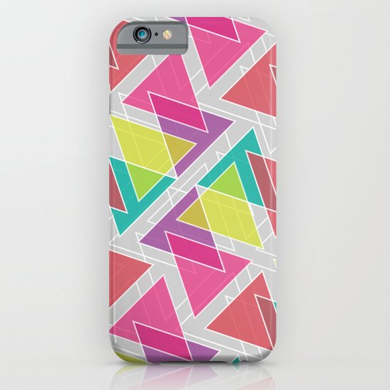 Let's Celebrate The Triangle iPhone & iPod Case