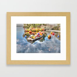 Floating Glass Framed Art Print